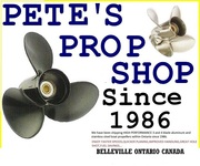 PWC Impellers and Boat Propellers