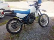 1997 Yamaha XT 350 dual purpose