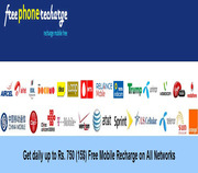 Free online cell phone recharge
