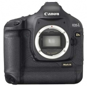 Canon EOS-1Ds MARK-III Digital SLR Camera with 21.1 Megapixel,  1.5x -